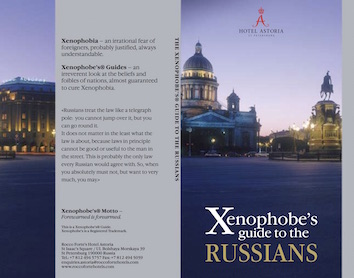 StPetes_Xenophobe's Guide Cover(2)