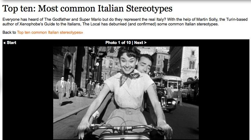 Xenophobes_ItalianStereotypes